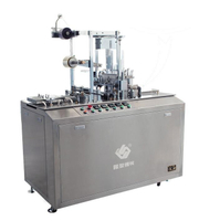 DVD VCD CD Box Packing Machine#LS-100